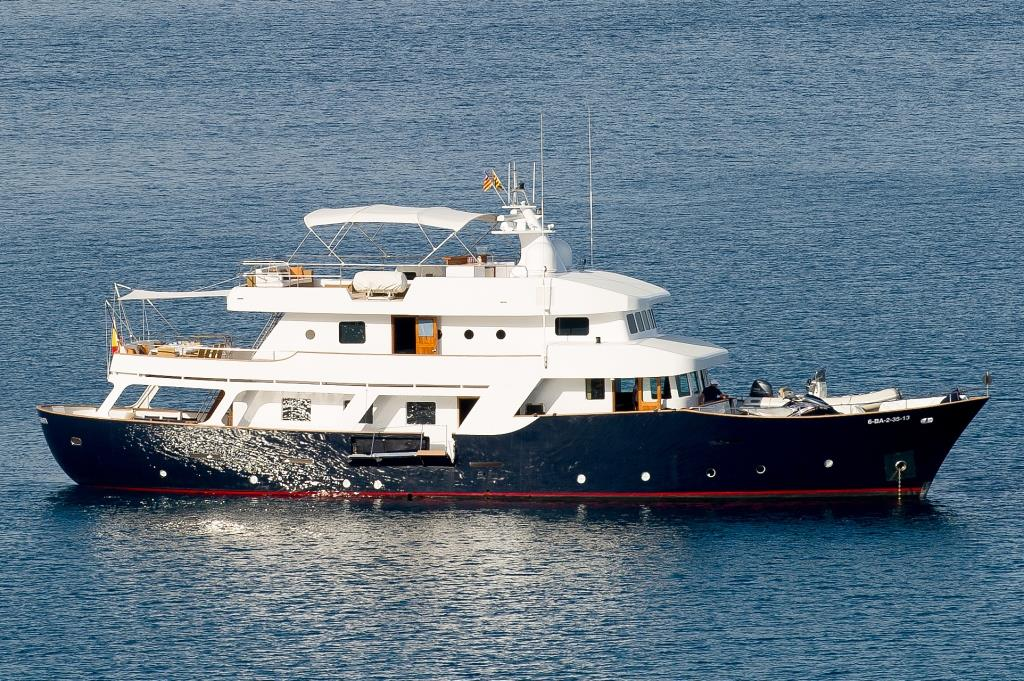 MY SEMAYA - Yacht