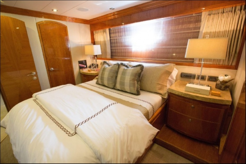 MY STERLING V - Guest cabin