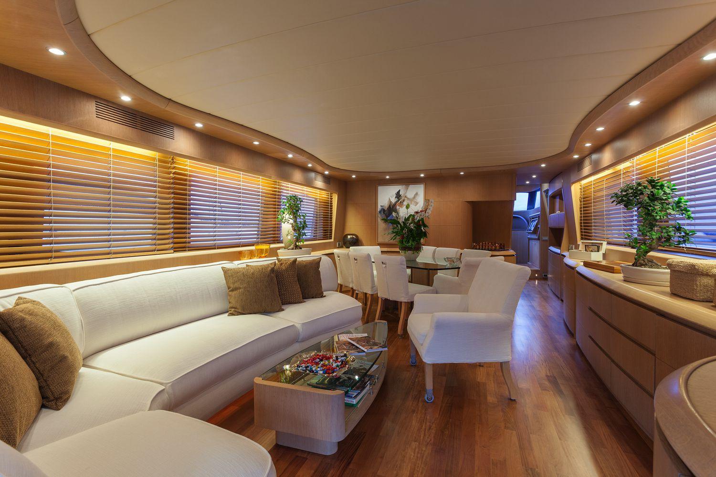 Maiora Yacht SANDS 1 -  Main Salon