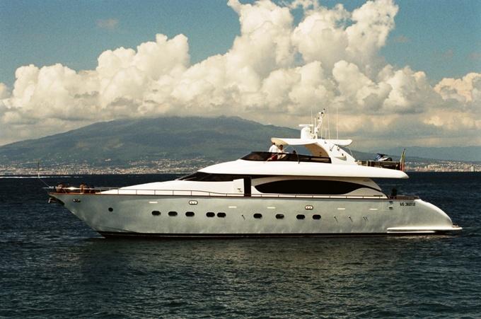 Maiora Yacht SANDS 1 -  Profile 2