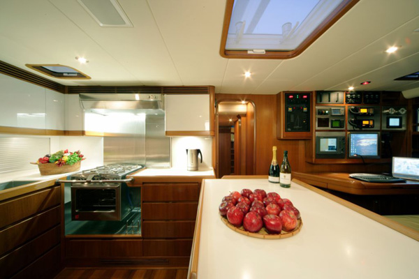 Matelot Galley