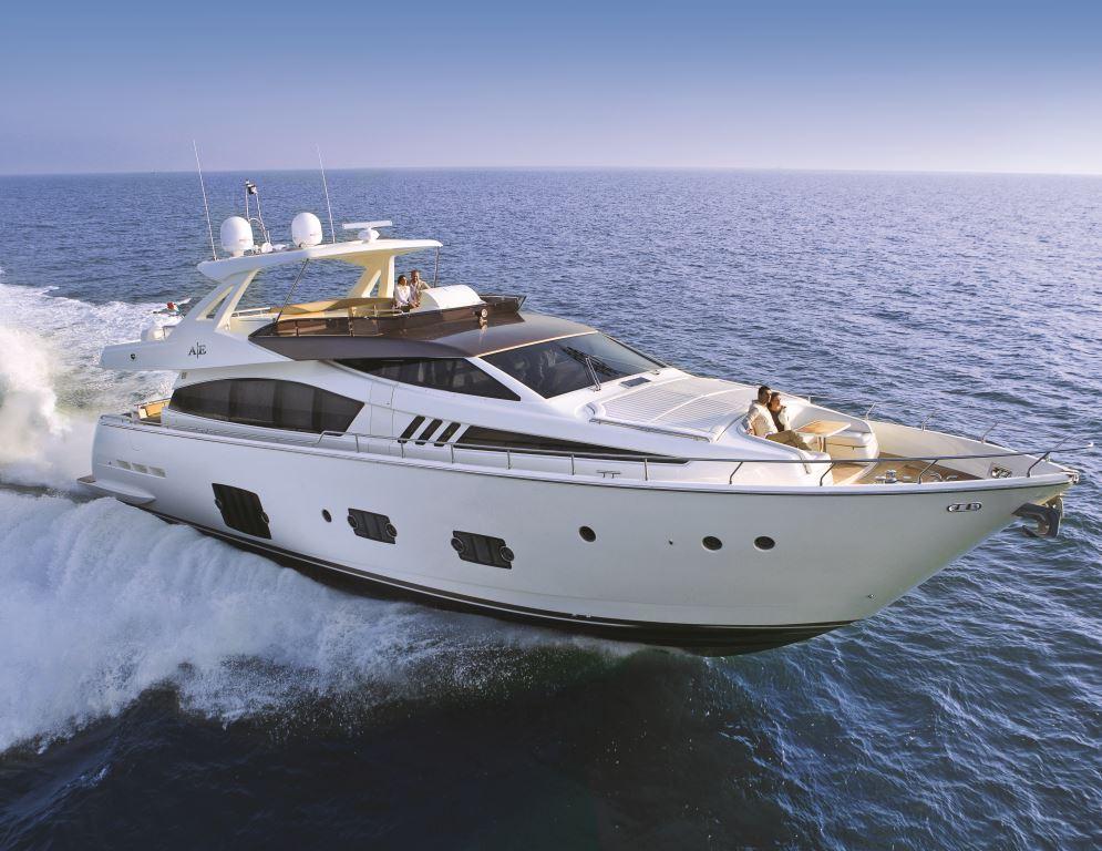 Motor Yacht ALTER EGO -  Cruising on Charter