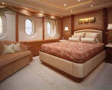 Motor Yacht CAPRI - Guest