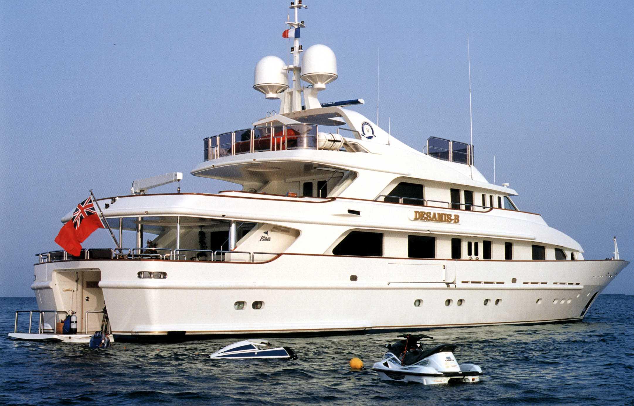 Motor Yacht DESAMIS B - Main