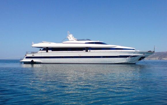 Motor Yacht ERATO -  Main