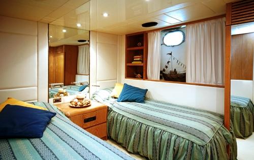 Motor Yacht ERATO -  Twin