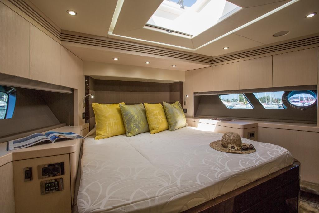 Motor Yacht FINEZZA - VIP Cabin