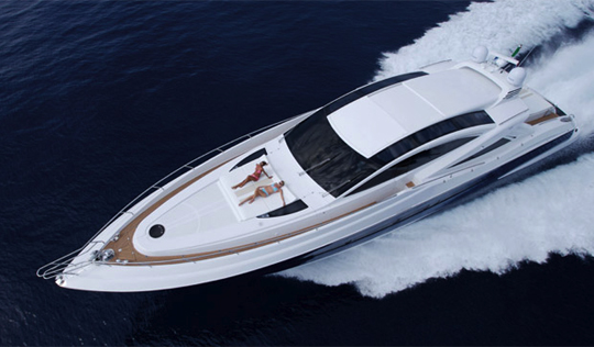 Motor Yacht FUNKY TOWN - Profile
