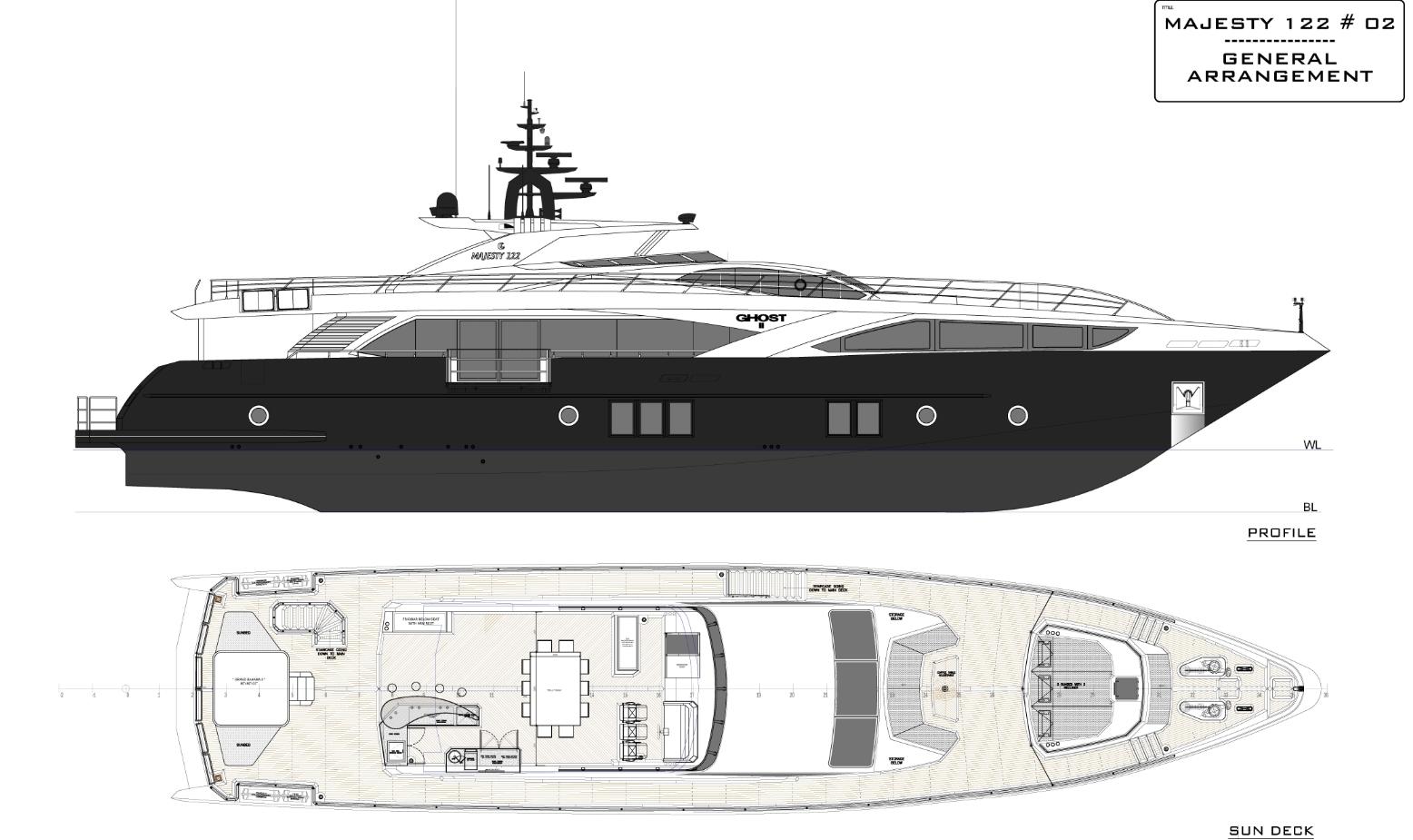 Motor Yacht GHOST II -  014