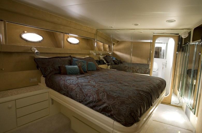 Motor Yacht JUSTINE -  VIP Cabin