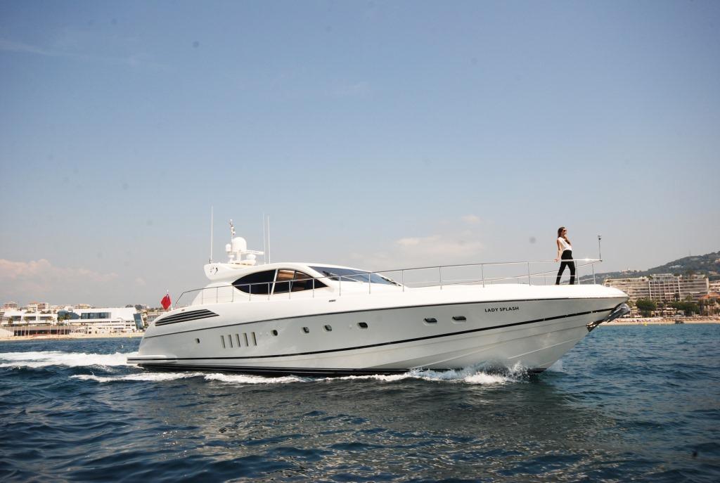 Motor Yacht LADY SPLASH - Main shot