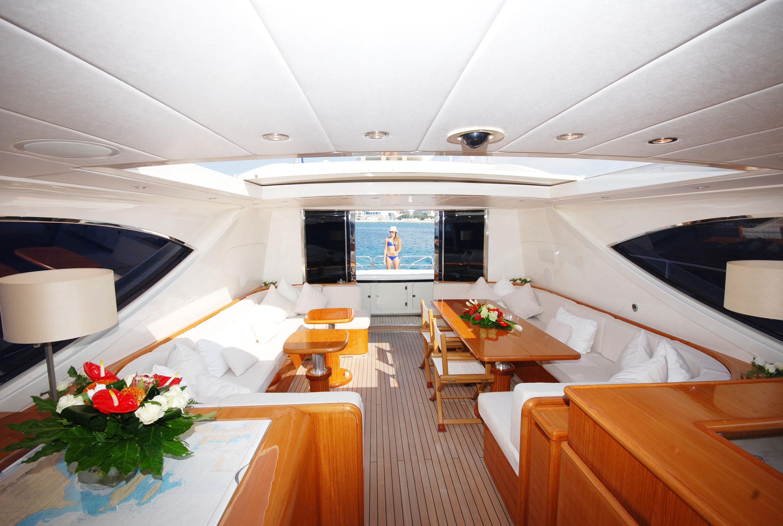 Motor Yacht LADY SPLASH - Upper salon 4
