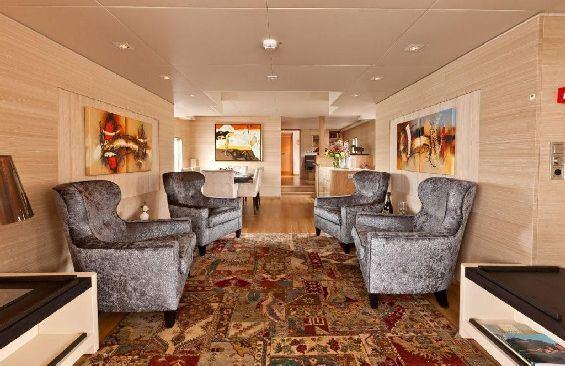 Motor Yacht LARS -  Salon