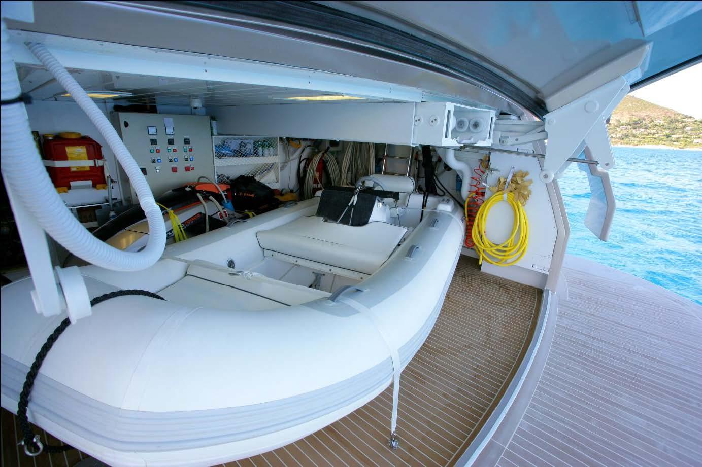 Tender Image Gallery - Triple 888 Eight With Tender - Yacht Tatiana