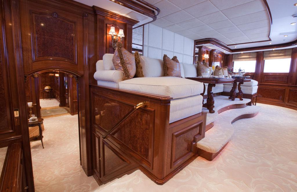 Motor Yacht MARTHA ANN - Master lounge
