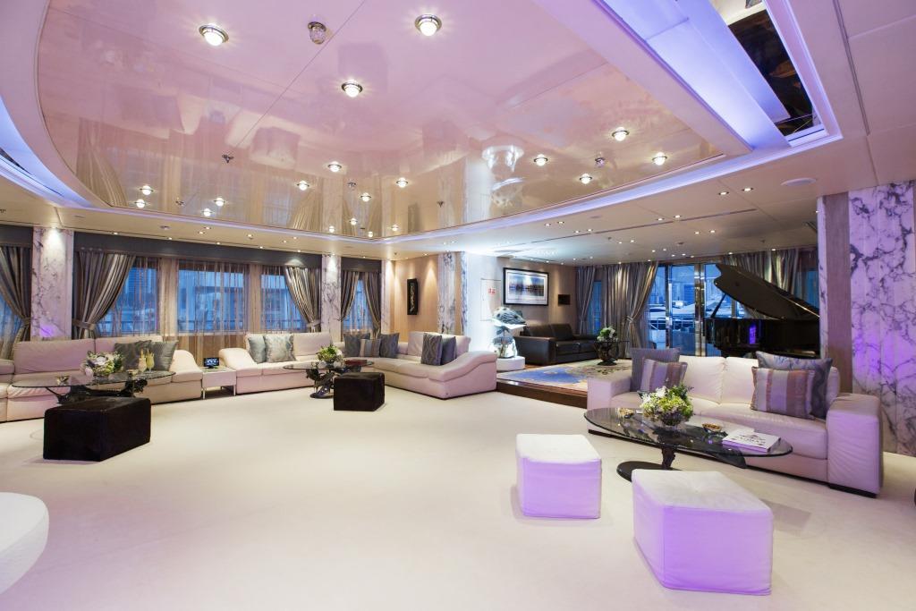 Motor Yacht MOONLIGHT II - Salon 2