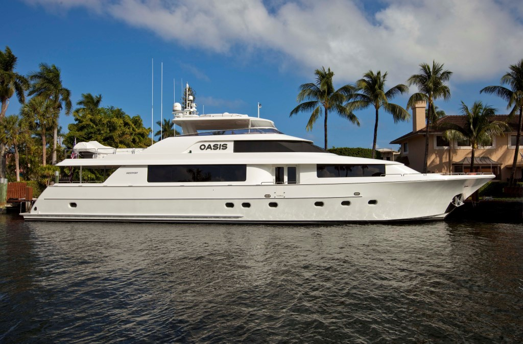 Motor Yacht OASIS - Main