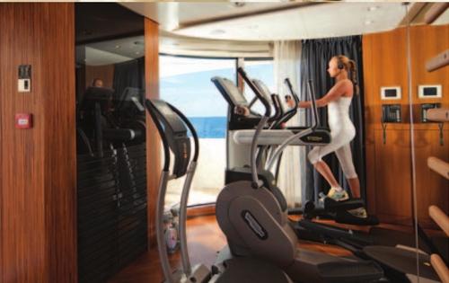 Motor Yacht Quinta Essentia -  Gym