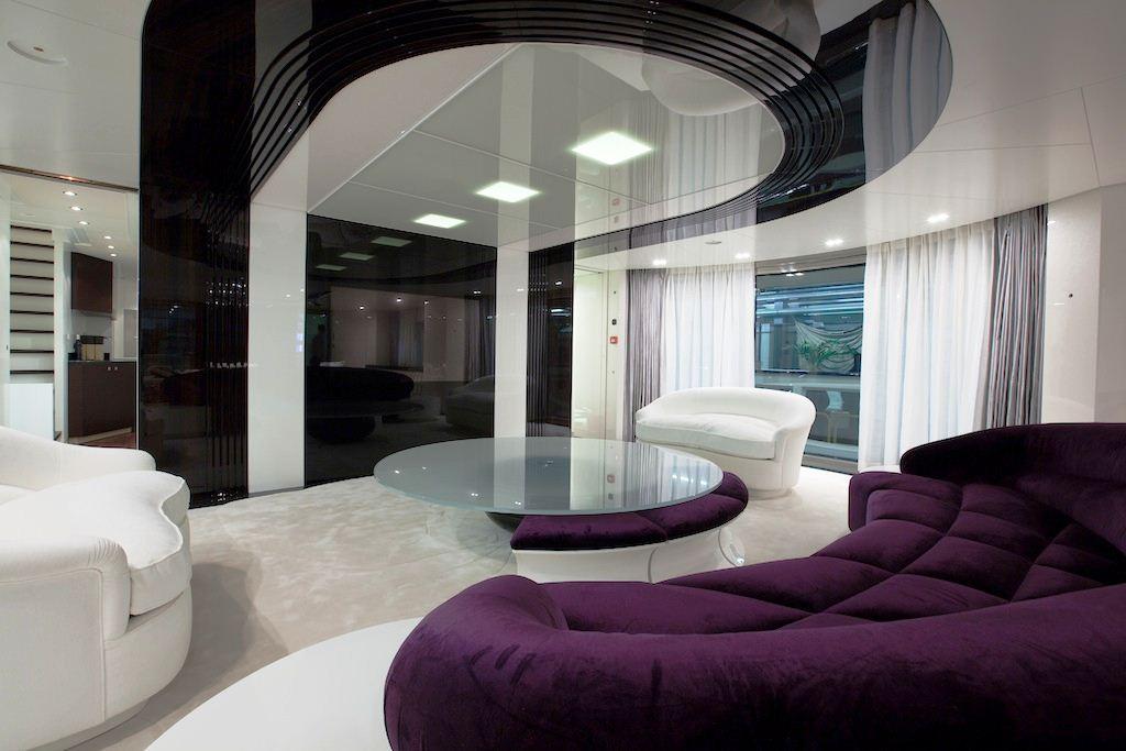 Motor Yacht Quinta Essentia -  Main Salon 2