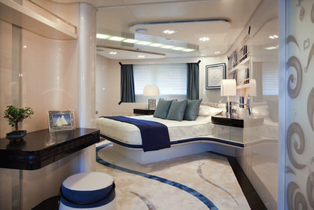 Motor Yacht Quinta Essentia -  VIP Cabin