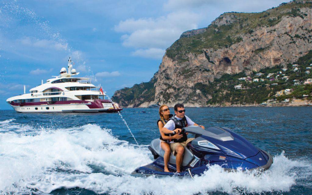 Motor Yacht Quinta Essentia -  WaterSport Toys