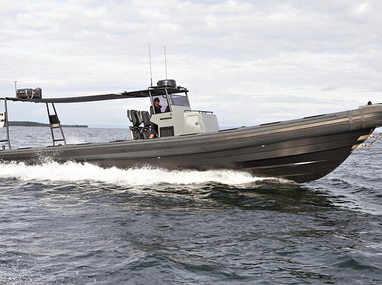 Motor Yacht RH3 - Tender 1