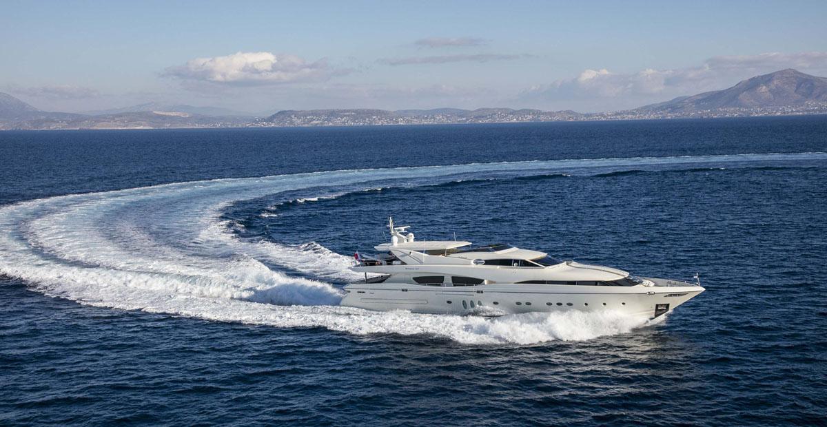 Motor Yacht RINI -  Running