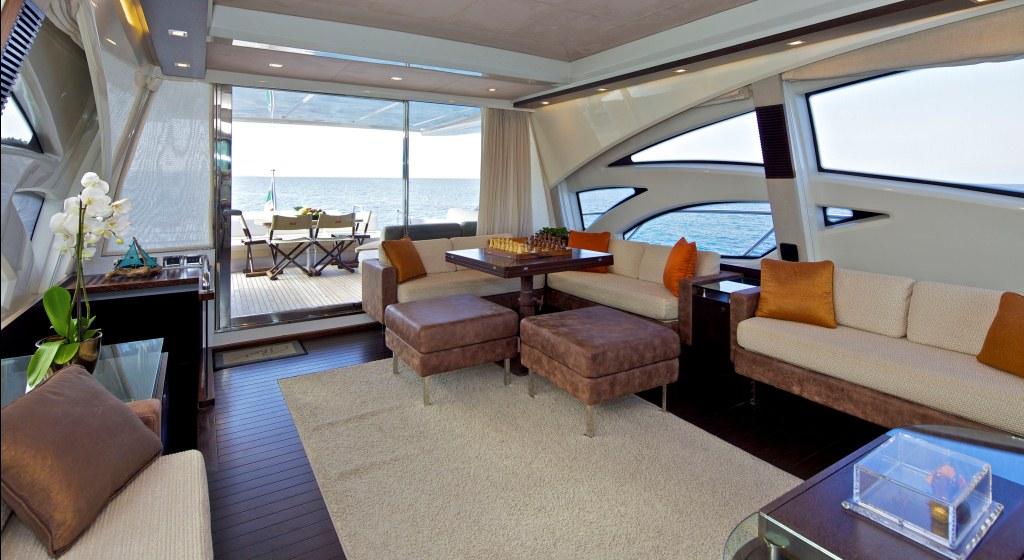 Motor Yacht THEA -  Salon
