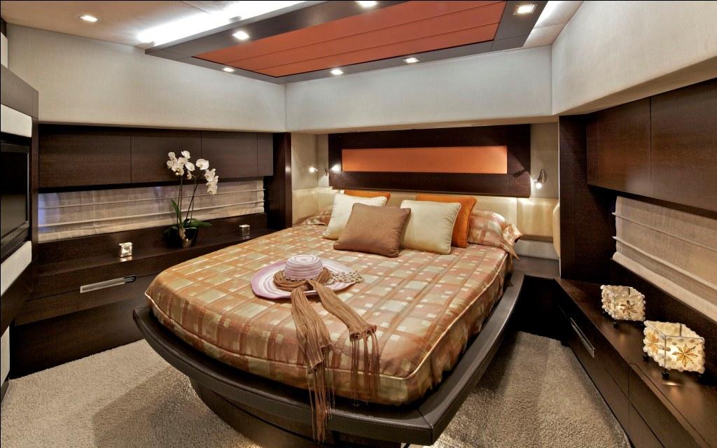 Motor Yacht THEA -  VIP Cabin
