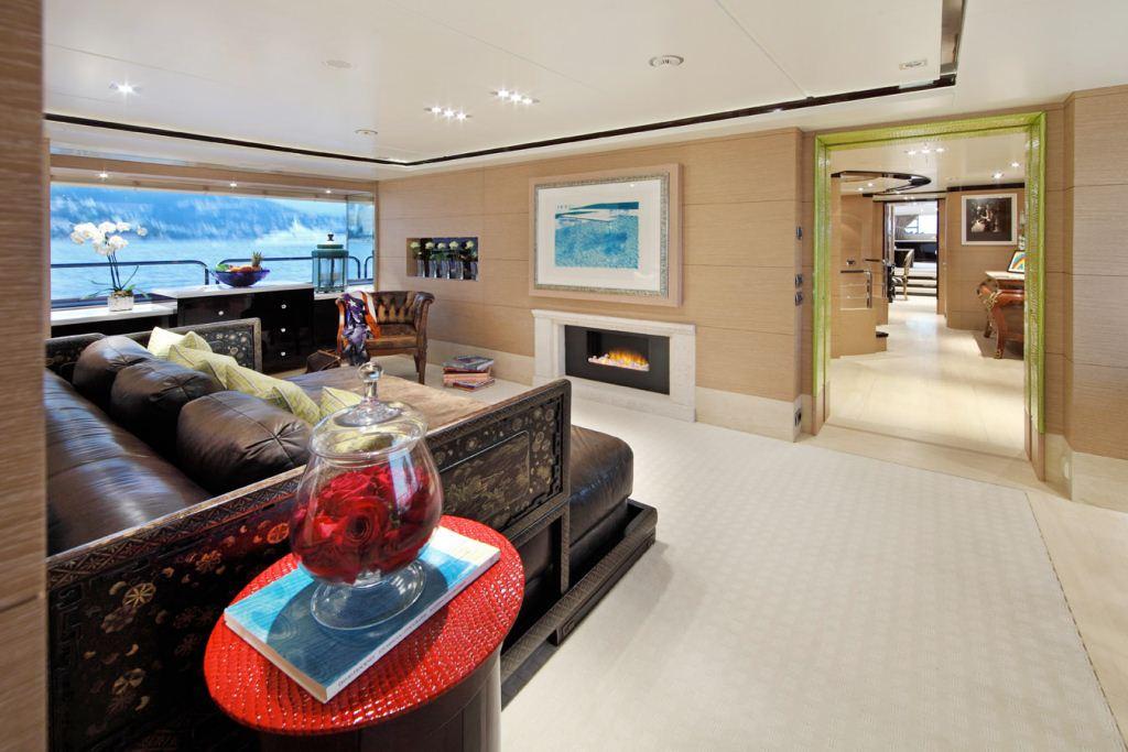 Motor Yacht TOLD U SO -  Master Cabin 2