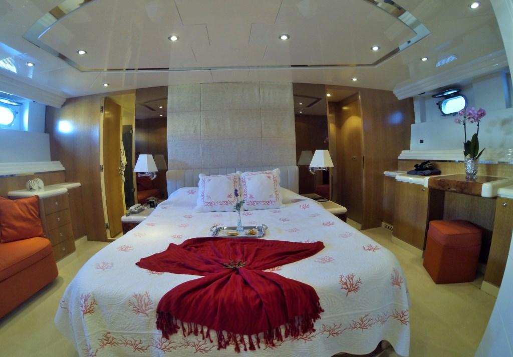 Motor yacht  MOONDANCE - Master Cabin 2