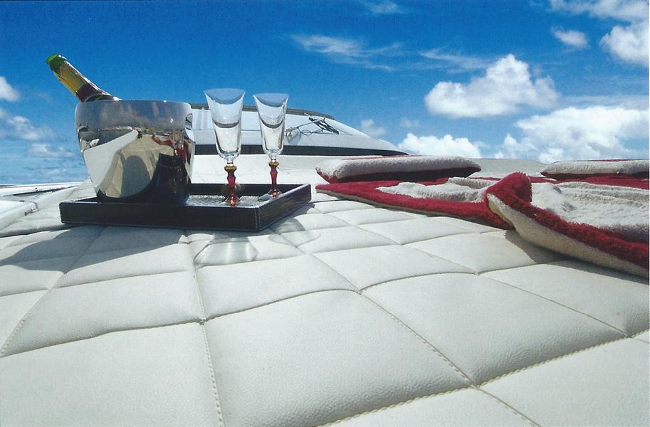 Motor yacht AMIR III - Sunpads