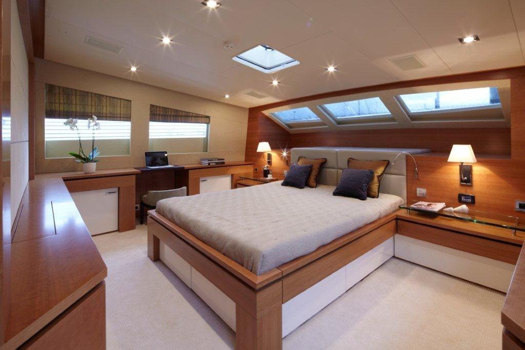 Motor yacht ARION -  VIP Cabin Main Deck