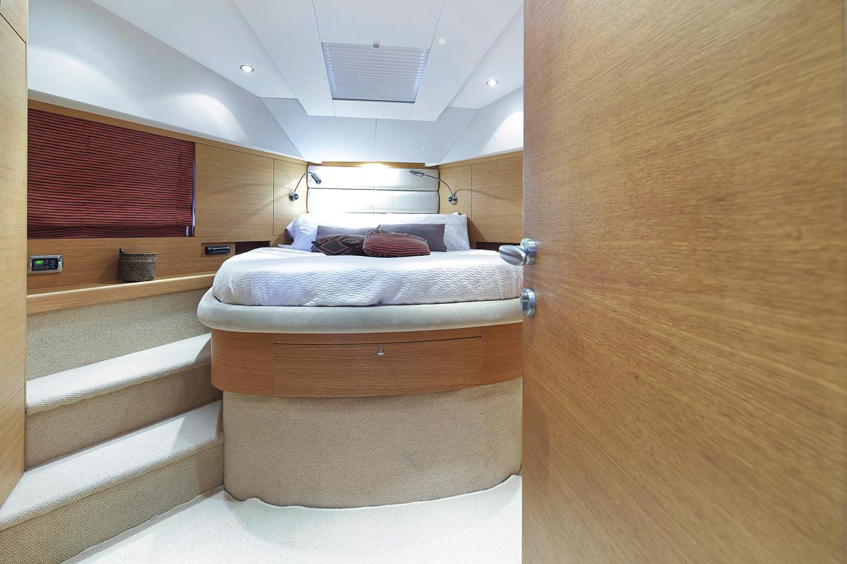 Motor yacht ARWEN - VIP view
