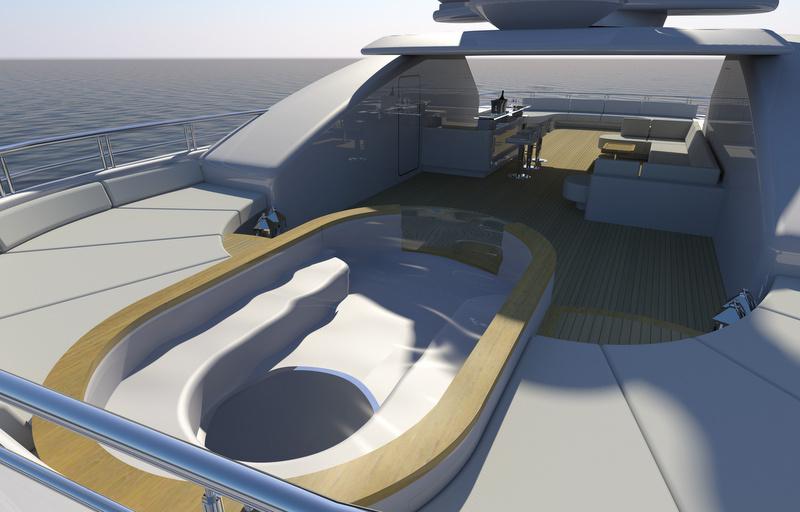 Motor yacht Alfulk - Exterior