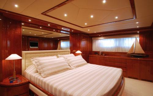Motor yacht BONITO -  Guest Cabin 2