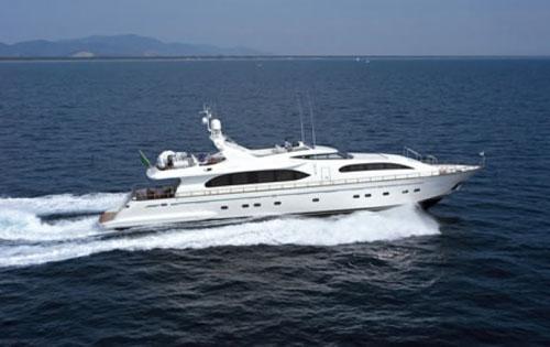 Motor yacht BONITO -  Main