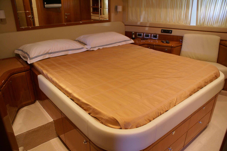 Motor yacht CHI 5 -  VIP Cabin