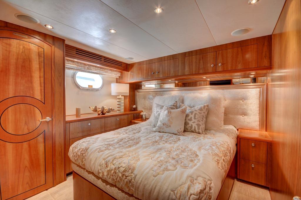 Motor yacht CRESCENDO - Double cabin 1