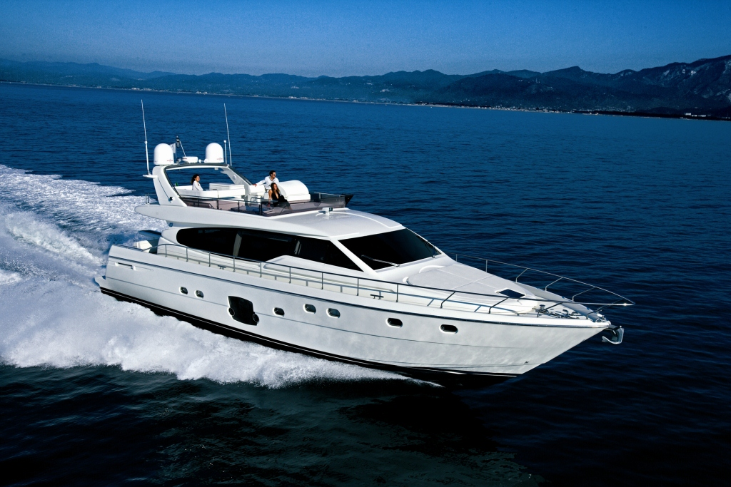 Motor yacht D BOGEY -  Main