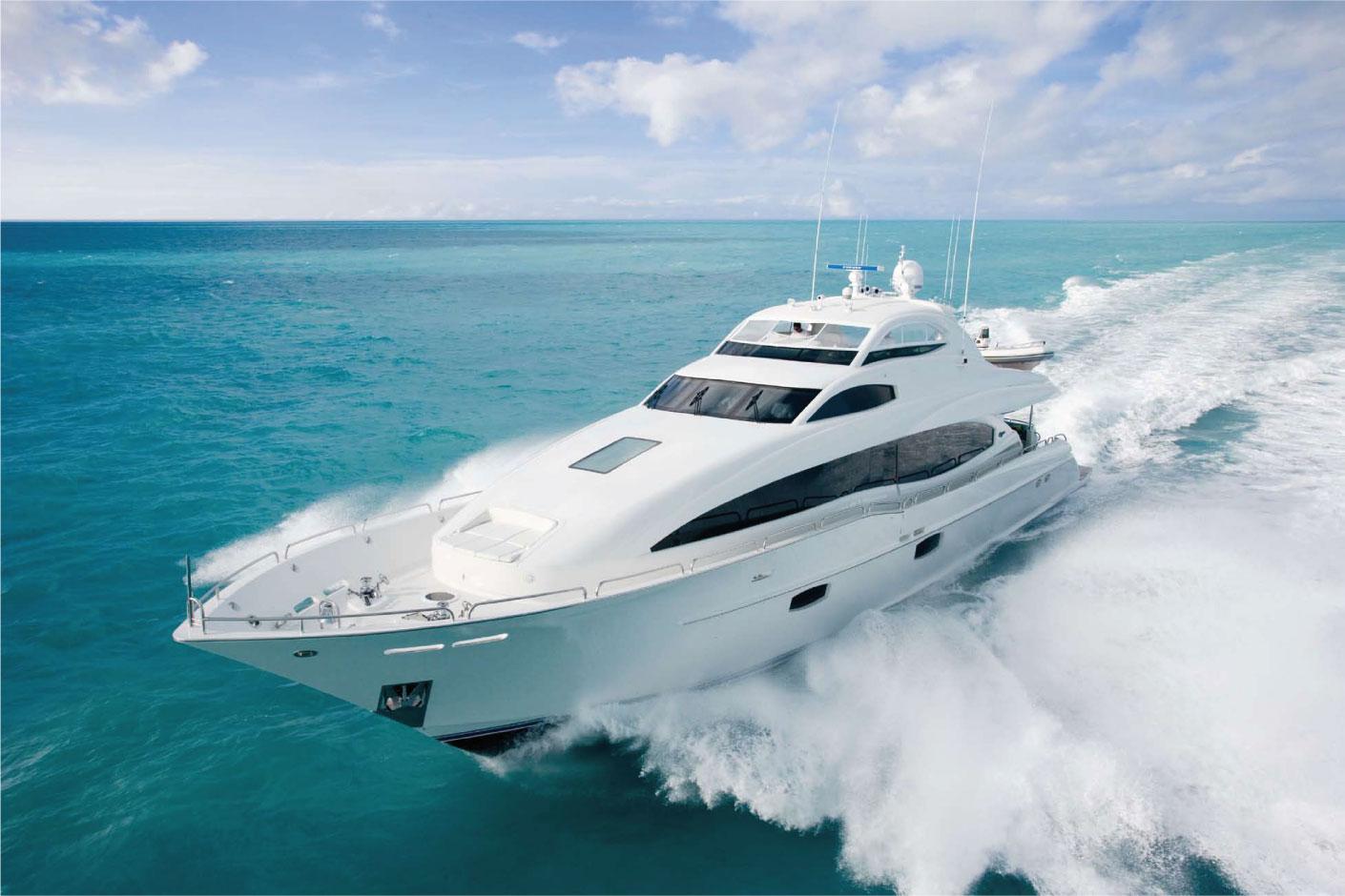 Motor yacht Don Carlo -  Main