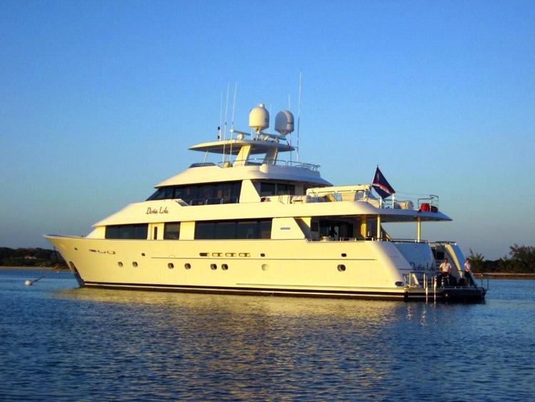 Motor yacht Dona Lola -  Profile