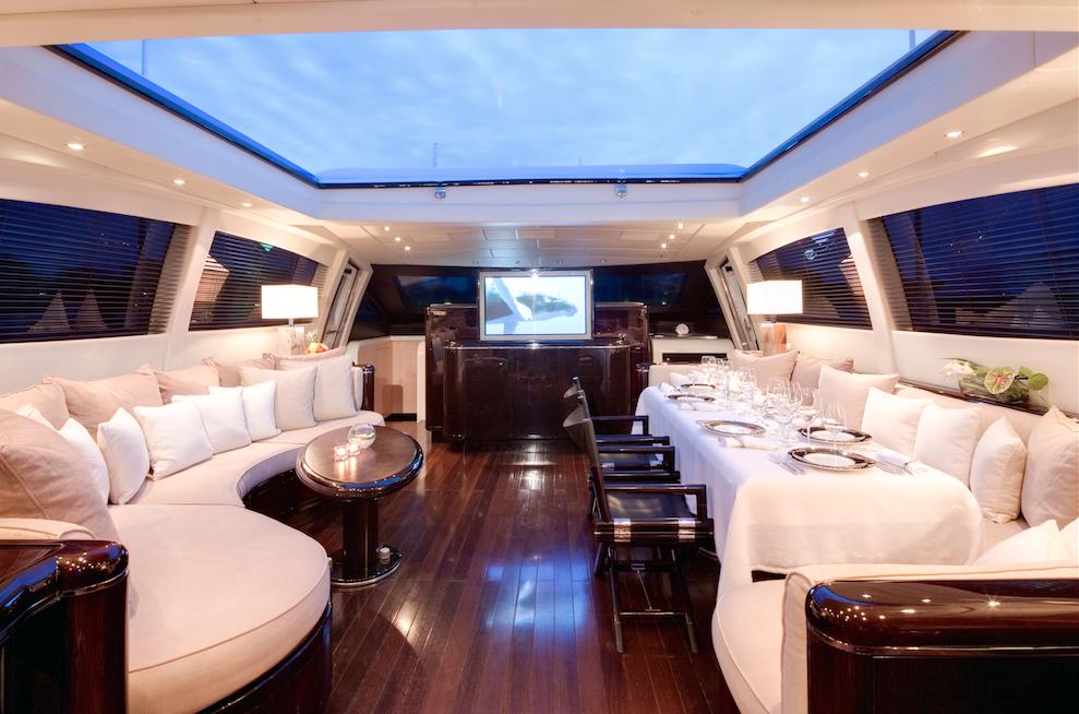Motor yacht ENZO -  Main salon