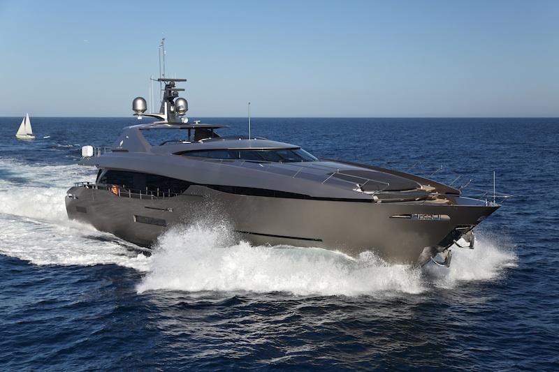 Motor yacht FUSION - 001