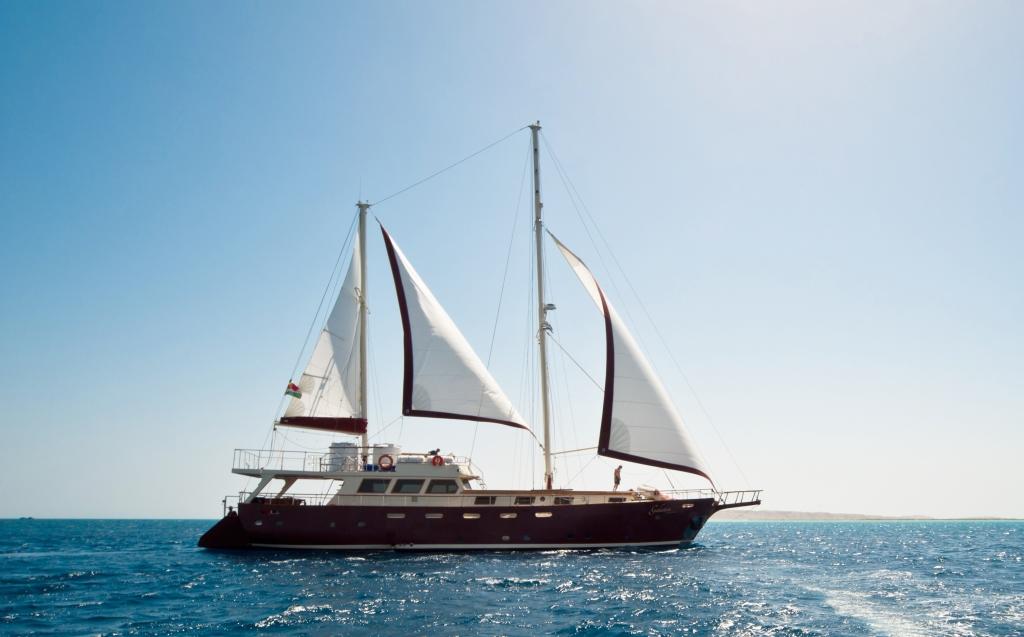 Motor yacht GALATEA - Profile