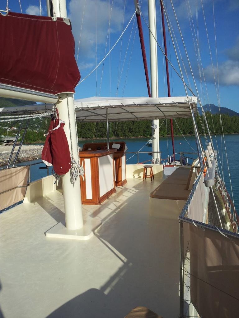 Motor yacht GALATEA - Sun Deck