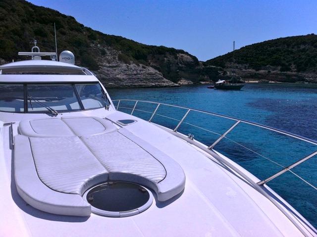 Motor yacht GIANPIER -  Foredeck