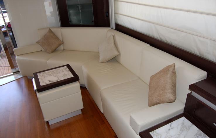 Motor yacht JACO I -  Salon View 4
