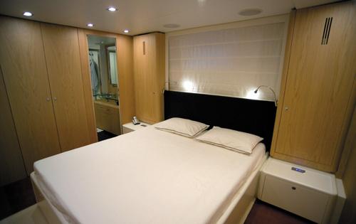 Motor yacht K BLU -  VIP Cabin