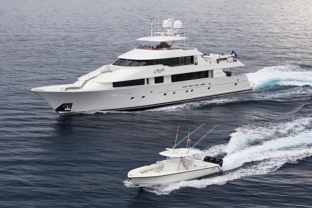 Motor yacht KEMOSBE - Main